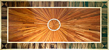 Parquetry Wikipedia - Parkour flooring