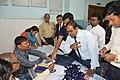 Participants are Registering for SPORTSMEDCON 2019 - SSKM Hospital - Kolkata 2019-03-17 0006.JPG