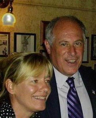 Pat Quinn (politician) - Quinn in 2006