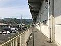 Path for Shin-Iwakuni Station near Seiryu-Shin-Iwakuni Station.jpg