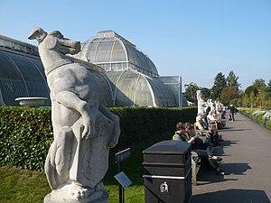 The Queen's Beasts - The Queen's Beasts in Kew Gardens, London