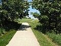 Pathway around Lake Wherspann at Chalco Hills 5.29.2010.jpg