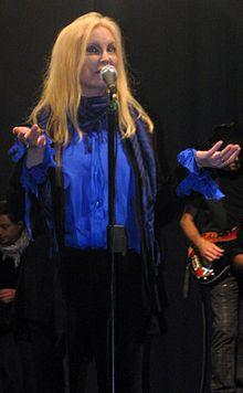 alt=Description de l'image Patty Pravo in concerto.jpg.