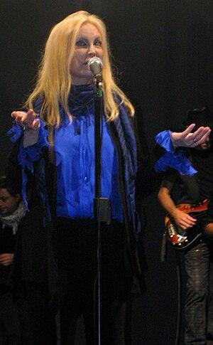 Patty Pravo - Patty Pravo in concert in September 2010