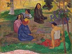 Paul Gauguin: La charla
