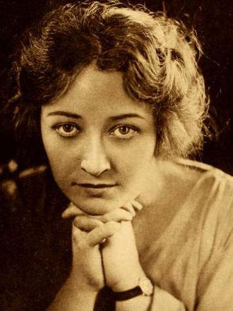 Pauline Frederick - Frederick in 1918