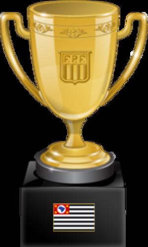 C.D. FAS - Image: Paulista Championship Trophy
