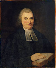 Peale, Charles Willson, John Witherspoon (1723-1794), President (1768-94)
