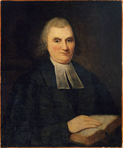 Peale, charles willson, john witherspoon (1723 1794), president (1768 94)