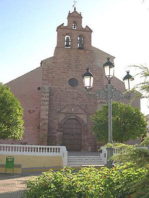 Pedro Abad - Image: Pedro Abad (Córdoba) Iglesia Asunción