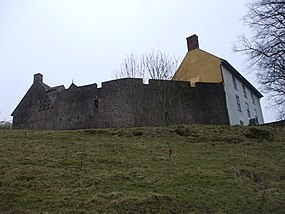 Penhow Castle from the NE - geograph.org.uk - 1725885.jpg