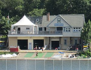 Penn Athletic Club Rowing Association - Image: Penn AC2010
