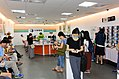 People Apply to unlimited 4G package of Chunghwa Telecom in Dunbei Service Center 20180514.jpg