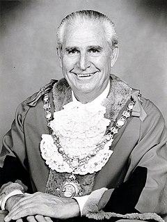 Perc Tucker Australian politician and mayor