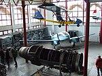 Petőfi Csarnok, Repüléstörténeti kiállítás, Aero Ae-45S Super Aero.jpg