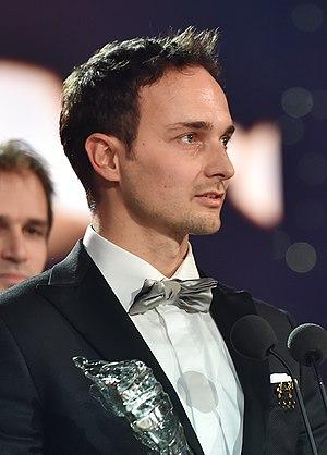 Peter Škantár - Image: Peter Škantár, 2017