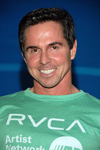 Peter North (actor) - North attending the Exxxotica Adult Entertainment Expo at the Los Angeles Convention Center on July 10, 2010