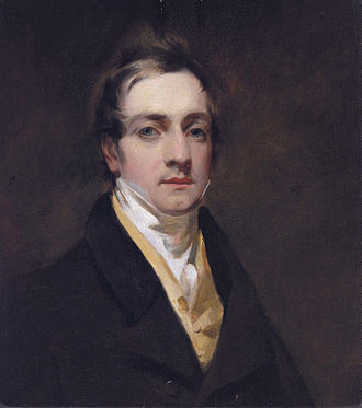 Peter Van Brugh Livingston - Portrait of Livingston by Henry Raeburn