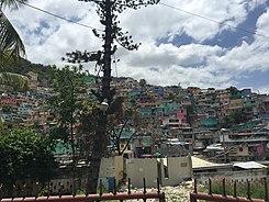 Code postal haiti petionville