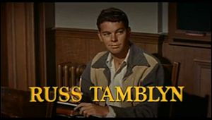 Russ Tamblyn - Tamblyn as Norman Paige in Peyton Place