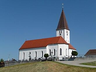 Geratskirchen - Saint Martin Church