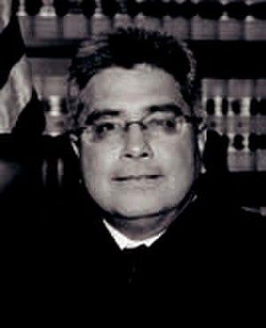 Philip S. Gutierrez - Image: Philip S. Gutierrez District Judge