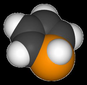 Phosphole - Image: Phosphole 3D vd W