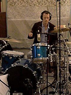 Dave Krusen American drummer