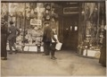 "Photograph of Earle Frere, a young truant selling extra during school hours Monday on Pennsylvania Avenue. He said ""I... - NARA - 306626.tif"