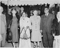Photograph of President Truman and Pakistani Prime Minister Liaquat Ali Khan in Washington, during the Prime... - NARA - 200198.tif