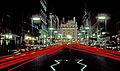 Picadilly Circus-Street At Night..jpg
