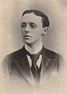 Hubert Crackanthorpe British writer