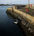 Pier, Groomsport harbour - geograph.org.uk - 1638140.jpg