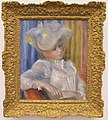 Pierre-auguste renoir, donna con cappello, 1891.JPG