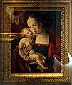 Pieter coecke van aelst, madonna col bambino.jpg