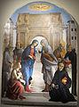 Pietro di francesco degli orioli, visitazione con santi.JPG