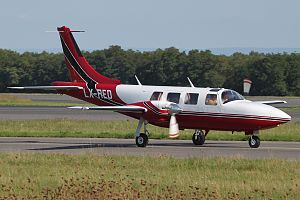Piper PA-60-602P Aerostar Private LX-RED, LUX Luxembourg (Findel), Luxembourg PP1284288093.jpg