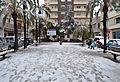 Plaça Nova de Gata amb neu.jpg