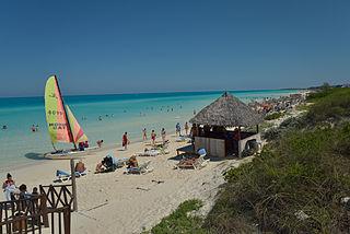 Cayo Santa María Resort island and village in Villa Clara, Cuba