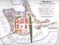 Plan Iławy z 1753 roku.PNG