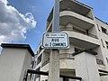 Plaque Rue Deux Communes - Rosny-sous-Bois (FR93) - 2021-04-15 - 2.jpg