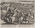 Plate 25- The Roman Commander Cerialis Attacks Near Trier, from The War of the Romans Against the Batavians (Romanorvm et Batavorvm societas) MET DP863057.jpg