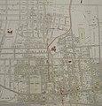 Plate 34 - Jamaica (1909 Bromley Atlas of Queens) - Flushing–Jamaica Streetcar Map 03.jpg