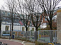 Playground and garden of local childcare in Amsterdam-West, spring of 2013.jpg