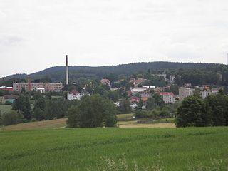 Plesná (Cheb District) Town in Karlovy Vary, Czech Republic