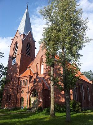Plikiai - Plikiai Evangelical Lutheran Church