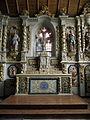 Plomodiern (29) Chapelle Sainte-Marie-du-Ménez-Hom Intérieur 03.JPG