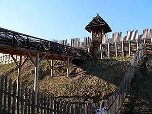 Chotěbuz - Archeopark Podobora