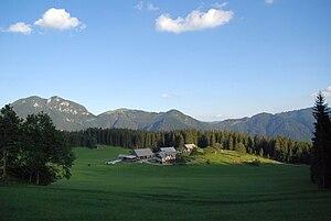Dleskovec Plateau