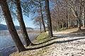 Poertschach Halbinselpromenade Landspitz 18112015 9146.jpg